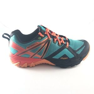 NWOT Merrell Hiking Shoes MQM Flex Size 10 Bright